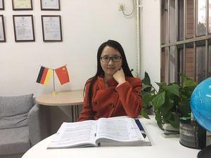 德语讲师冯老师